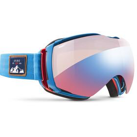 Julbo Aerospace Goggles, blue/red